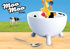 Moo Moo Cow Bowl by GIFTS AND GADGETS, http://www.amazon.com/dp/B0099PVR8G/ref=cm_sw_r_pi_dp_0gS3rb0AC1NTZ