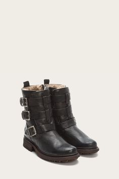 Womens Lug Sole Boots | Winter Boots with Lug Soles | FRYE Boots