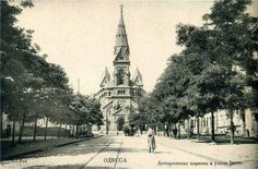 Дворянскую улицу переименовали в его честь, потому что она идет от Новороссийского университета, чьим выпускником он был.
