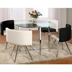 Round Or Rectangular Dining Table For Small Space  Http Awesome Small Rectangular Kitchen Table Design Decoration