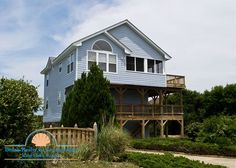Gone Ghost Crabbing Whalehead 4 bed 4 bath can have 3 masters .Sat check-in on Corolla Rd but on walkway $4124 Available July 30-Aug 7