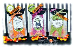 Halloween fun - Sandi MacIver  (sandy, this would be cute with those single stamps you had in your cart :) )
