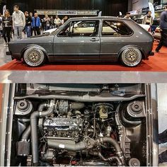 I have been wanting to build a with a since forever and this is pretty close to what I envisioned. Jetta Mk1, Vw Passat, Golf 1 Cabrio, Golf Mk2, Supercars, Mk1 Caddy, Bbs, Volkswagen Golf Mk1, Vw Gol
