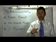Real Estate Agent Coaching Training by Danny Griffin who reveals the 2 critical pillars of the Effective Real Estate Agent business . Read the Blog post here: http://www.therealtyclassroom.com/?p=1701