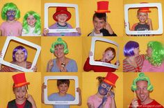 Willy Wonka and the Chocolate Factory Birthday Party Ideas | Photo 12 of 26 | Catch My Party