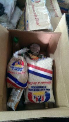 Denuncian dirigentes del PLD venden cajas navideñas a 300 y 400 pesos