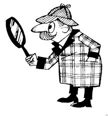 Bildergebnis für detektiv zeichnung