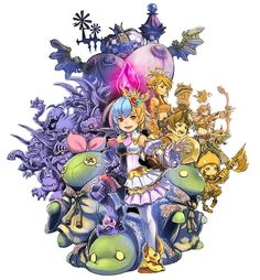 Week 17 - Crystal Chronicles - My Life as Darklord