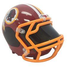 NFL Washington Redskins 7 Bluetooth Helmet Speaker - Gold