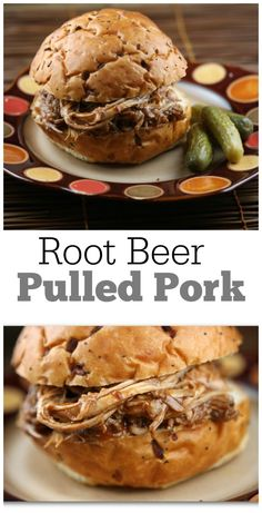 Root Beer Pulled Pork (for sandwiches). A big-time, family-favorite # ...