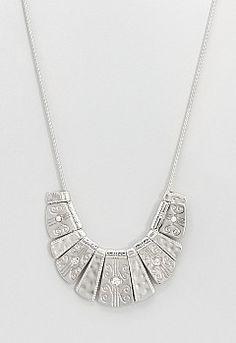 Felicity Silver Reversible Necklace, 9-0036056916, Felicity Silver Reversible Necklace Main View PGP