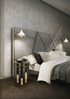 #bedroom #interiorde