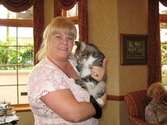 The Kris Kelly Foundation had its first adoption event at Sunrise Senior Living in Beverly Hills!