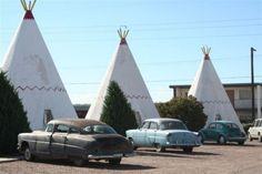 The Wigwam Motel, Holbrook, Az