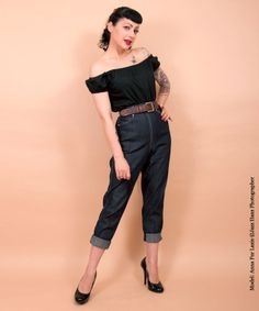 1950s Jeans | 1950s Dresses from Vivien of Holloway
