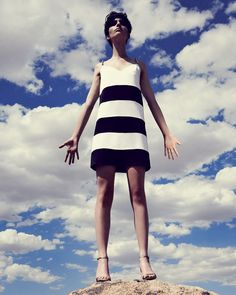 STRIPES - Marc Jacobs soaks it in. 212 872 2548