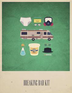 Alizée Lafon - Breaking Bad Kit