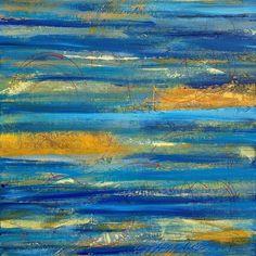 Bénédicte Murail - Acrylique - 50 x 50 cm