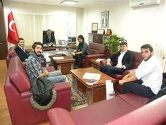Genç Liderler, Sezer'i ziyaret etti