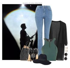 """""""♛ BOO ♛"""" by lovers-of-one-direction ❤ liked on Polyvore featuring Chicnova Fashion, Topshop, Gucci and Luv Aj"""