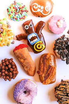 Image result for voodoo doughnut los angeles