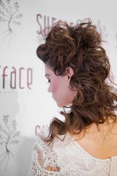 Sustainable Theory are proud members of The Professional Beauty Association. Our business development team attended the Midwest International Salon and Spa Expo to meet with professionals in the field and to seek out high quality products & services for the upcoming EcoCentric Salon & Spa! We are excited to be a part of the PBA community. This photo shows one of the beautiful hair styles done by the Surface Hair team at ISSE Midwest - Photo © Manda Rose - @Time Obscured Photography