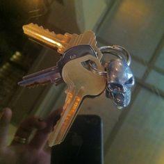 Keys of my new office in NY