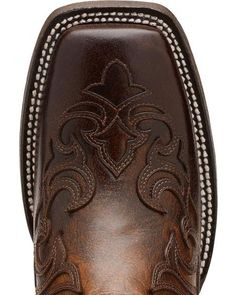 Ariat Cassidy Wingtip Cowgirl Boots - Square Toe