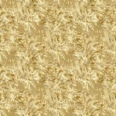 Golden Jungle by Simonetta De Simone Seamless Repeat  Royalty-Free Stock Pattern