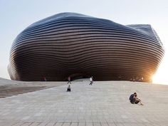 MAD ARcHitEcts-Ordos Museum