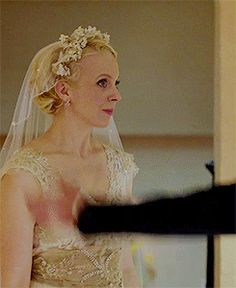 Lovely [gif] of Sherlock kissing Mary on the forehead.  Sweet.  Very touching.