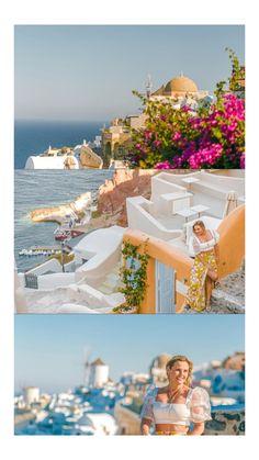 Video Santorini julho 2020 Santorini, Magazine Collage, Photo And Video, Instagram, Santorini Caldera