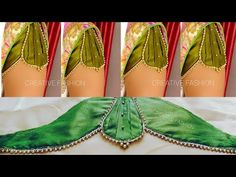 YouTube Patch Work Blouse Designs, Simple Blouse Designs, Stylish Blouse Design, Saree Blouse Neck Designs, Chudi Neck Designs, Hand Designs, Sleeve Designs, Kids Frocks Design, Designer Blouse Patterns