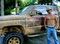 ooo could i go muddin with you handsome??
