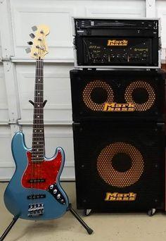 Anyone else a fan of mark bass?