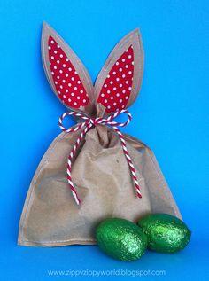 Easter Gift Bag tips