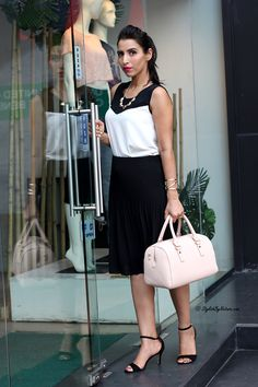 Fashion at Work - Get Ready in 10 Minutes | Stylish By Nature | India Fashion Style Blog | Beauty | Food | Fitness | Travel