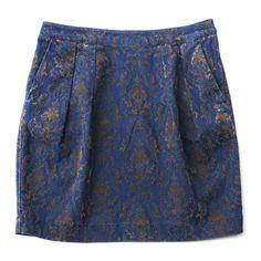 アラベスク柄コクーンスカート(Embellish./エンブリッシュ) #embellish #skirts #cocoonskirt #fashion #ladies #trend