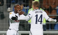 Defoe and Holtby Defeat Anzhi
