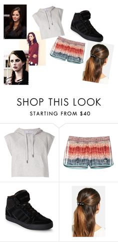 """Melody Lynch [ Bright Eyes ]"" by tomboy2hot13 on Polyvore featuring Effy Jewelry, adidas and L. Erickson"