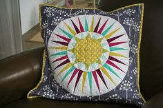 NY Beauty swap pillow | Flickr - Photo Sharing!