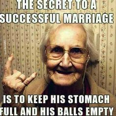 Funny Memes About A Successful Marriage