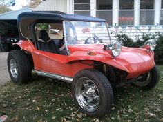 My dune buggy with Hardtop.... Muenstermobile style!