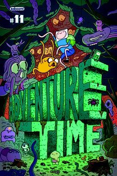 Adventure Time 11_cover