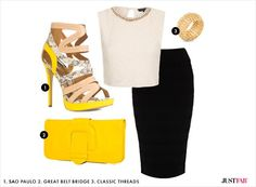 Turn Your Brights On: See 3 Ways To Accent With Neon on blog.justfab.com