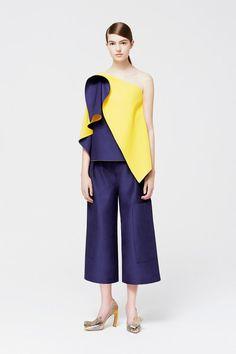 Roksanda Resort 2015 Collection - Vogue