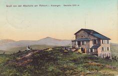 staré pohlednice Krkonoše - Maxovka