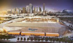 BBVA Compass Stadium, Houston