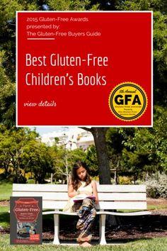 UPDATE:  Best #GlutenFree Kids Books #CeliacKids #GlutenFreeKid
