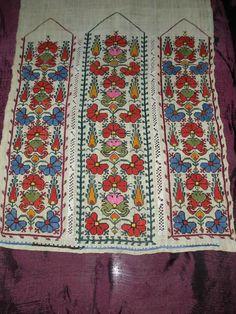 Embroidery Needles, Cross Stitch Embroidery, Embroidery Patterns, Hand Embroidery, Palestinian Embroidery, Folk, Cutwork, Needlepoint, Needlework
